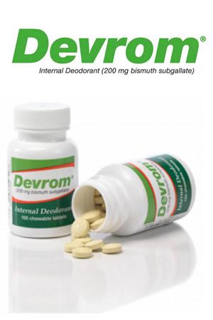 FREE Devrom (Gas Deodorizer) S...