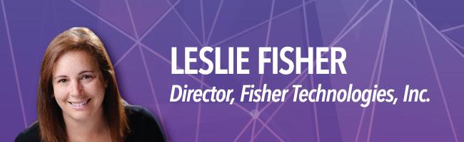 Leslie Fisher