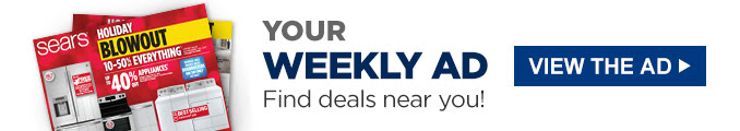 YOUR WEEKLY AD Find deals near you! | VIEW THE AD