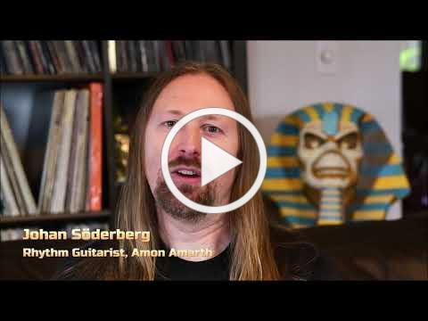 Iron Maiden: Legacy of the Beast - Amon Amarth Share Their Favourite Iron Maiden Moments!