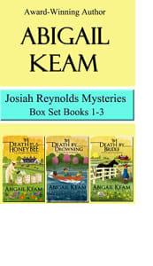 Josiah Reynolds Mystery Series by Abigail Keam