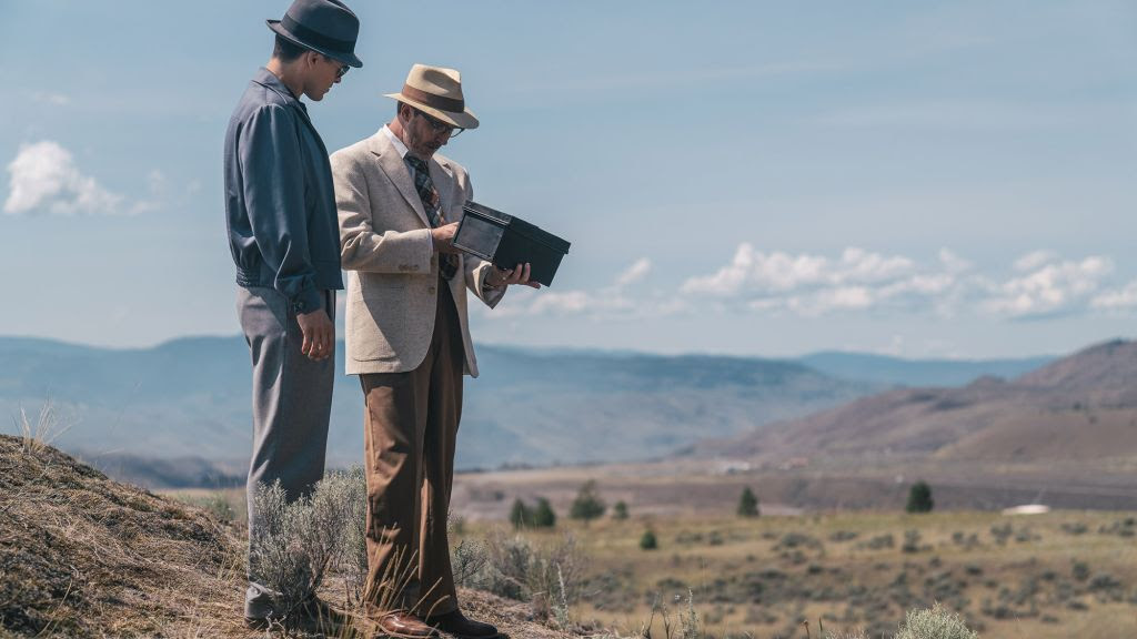 Alien investigation series 'Project Blue Book' shows more weird encounters in Season 2