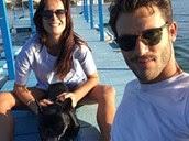 Sara Prata próxima do 'ex' namorado