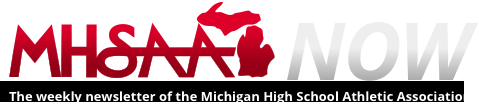 MHSAA NOW logo