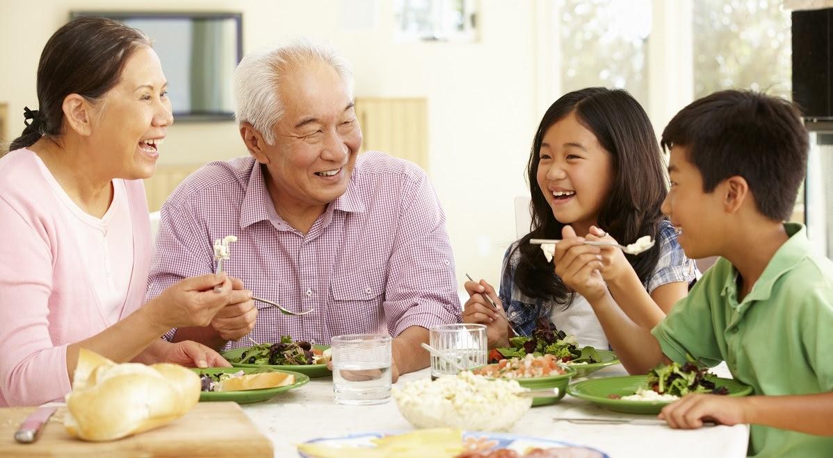 Muốn cha mẹ sống lâu, hãy làm điều này 15 phút mỗi ngày