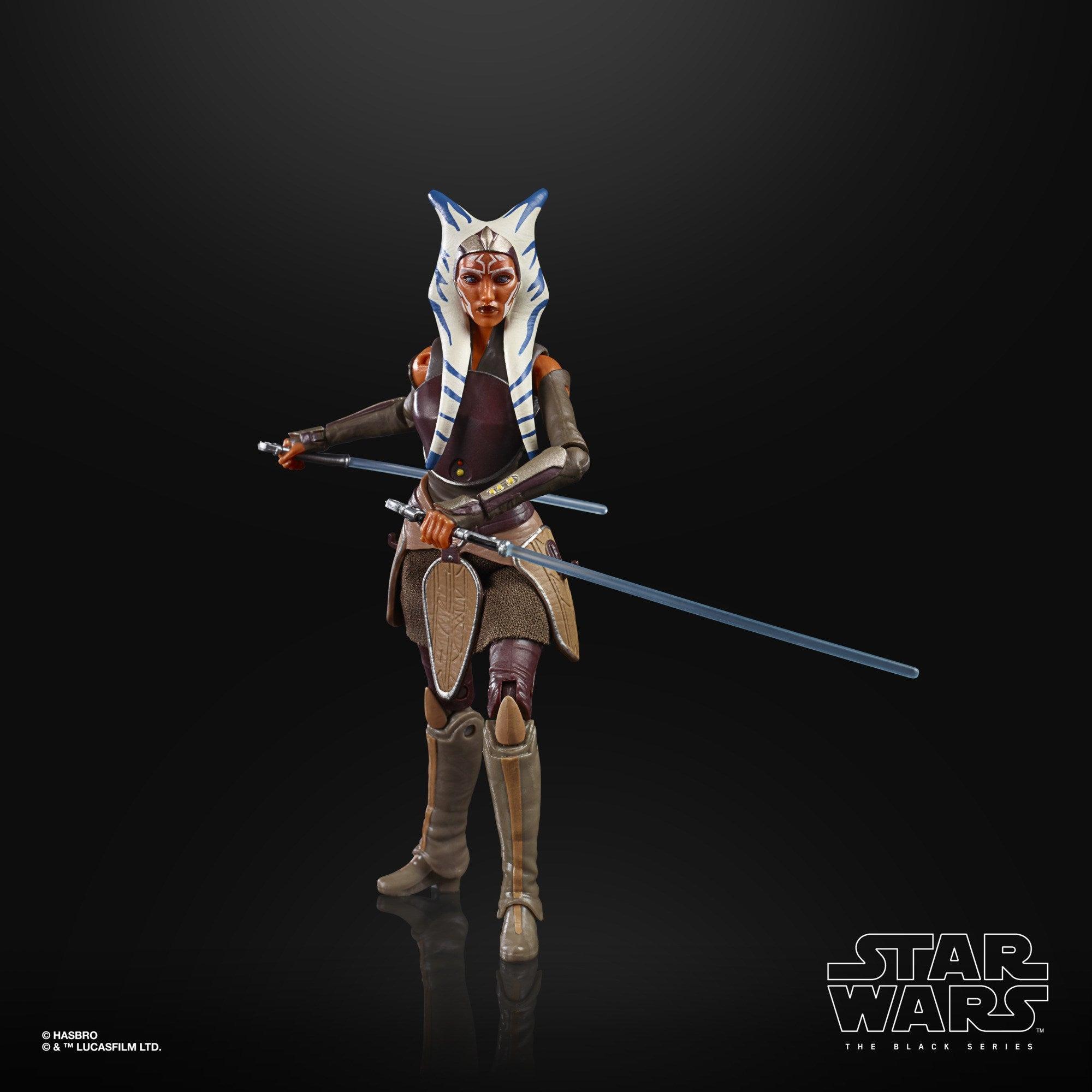 Image of Star Wars The Black Series Rebels Ahsoka Tano 6-Inch Action Figure - SEPTEMBER 2020