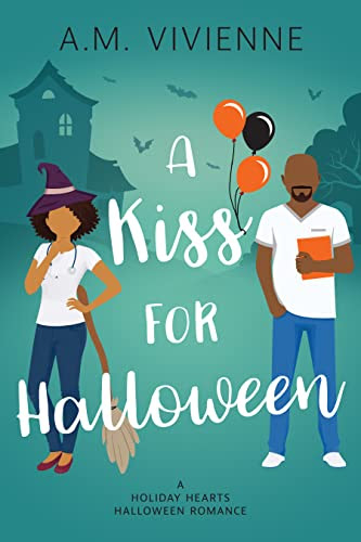 Cover for 'A Kiss For Halloween'