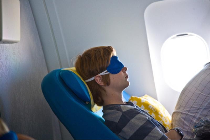 Some children may be perfectly capable of surviving a long flight.