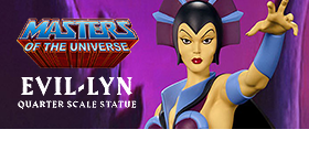 1/4 SCALE EVIL-LYN STATUE
