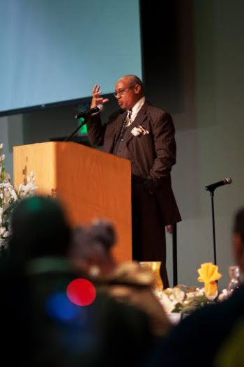 Rev. Pinkney – Photo: Dorothy Pinkney