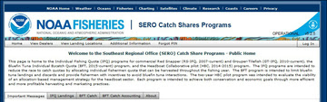 FishNews 247 Catch Shares site
