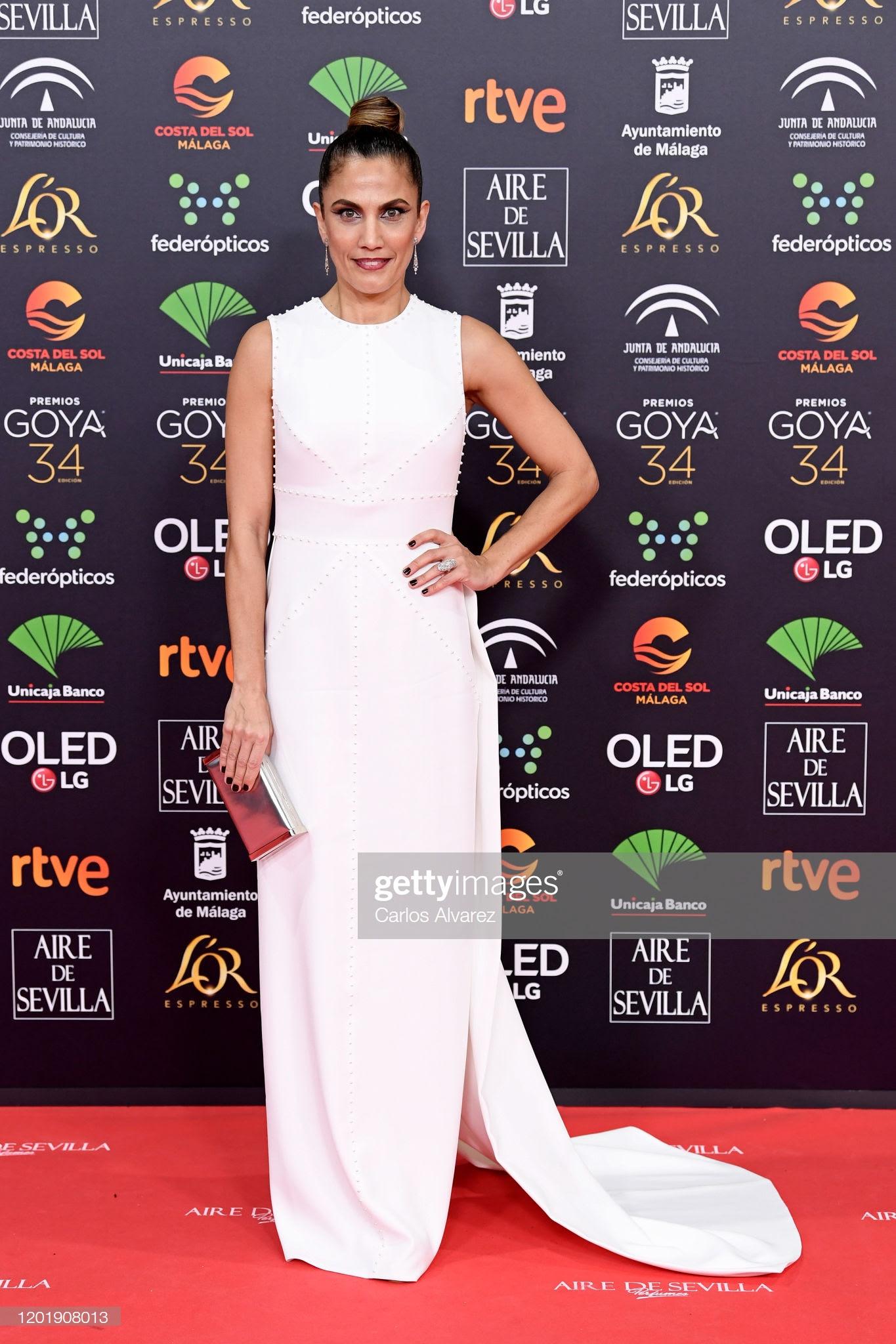 04028d7b 4a08 46fa abea 7dfa5853cc8a - Premios Goya 2020 : Looks de todas las celebrities que lucieron  marcas de Replica