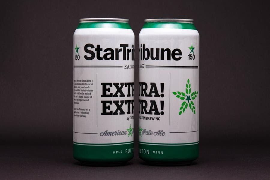 EXTRA! EXTRA! American Pale Ale
