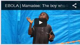 ebola boy survivor video