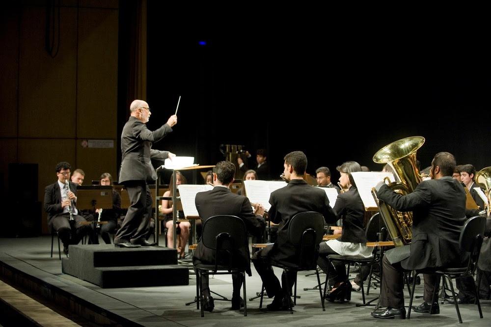 Música na Praça terá neste sábado Banda Sinfônica Jovem