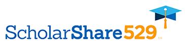"""ScholarShare 529"" logo"