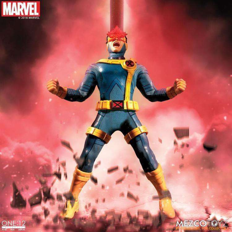 Image of Marvel One:12 Collective Cyclops - Q3 2019