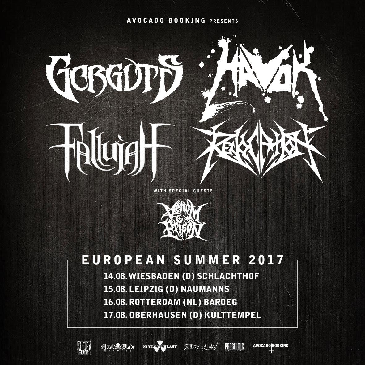 GORGUTS poster EU 2017