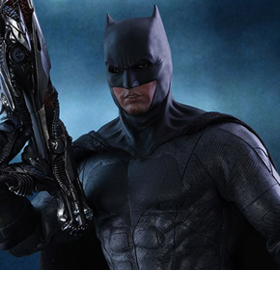 Justice League MMS456 Batman (Deluxe) 1/6th Scale Collectible Figure