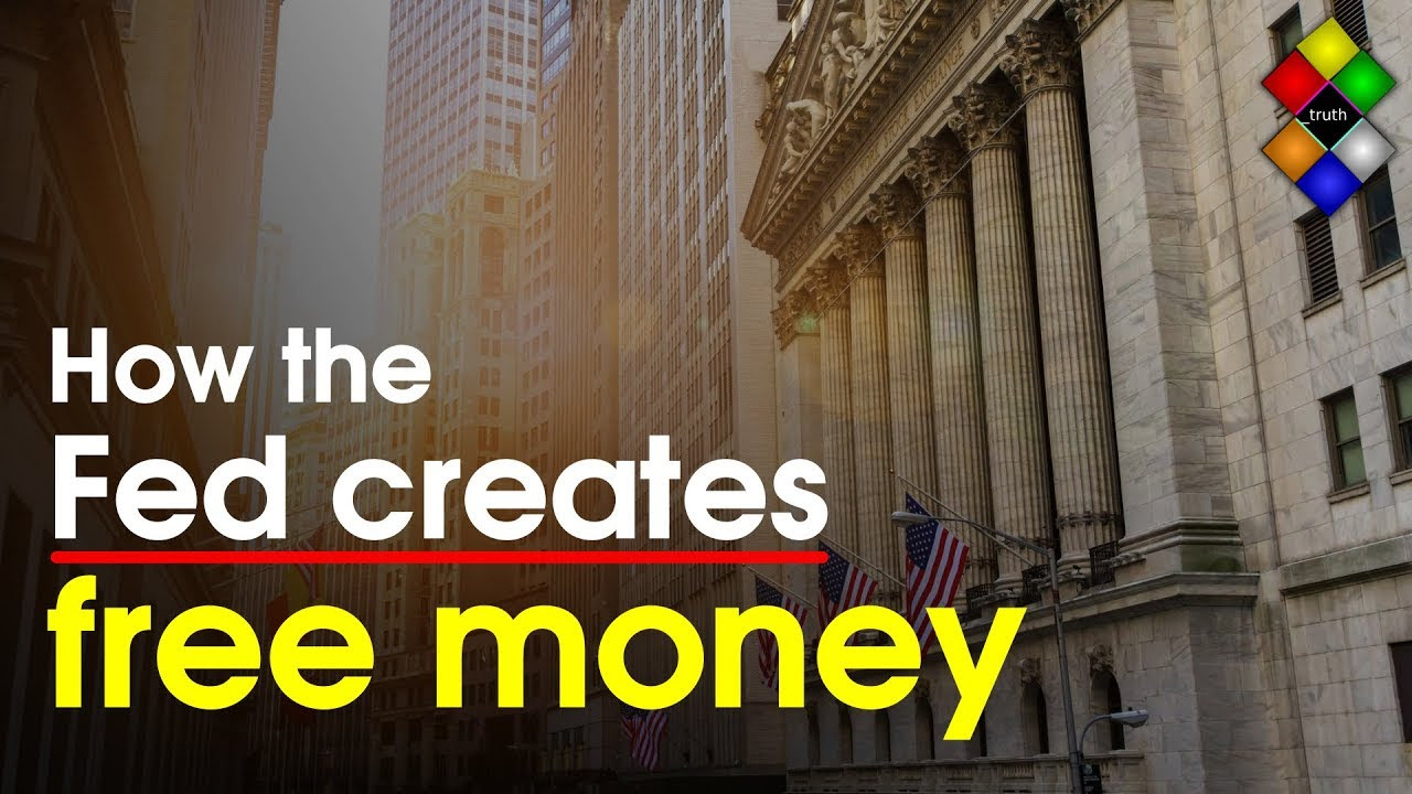 How the Fed Creates Free Money for Banks, CEOs and Billionaires UXfmNiUyrf