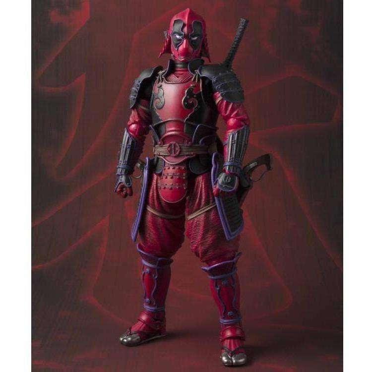Image of Marvel Mei Sho Manga Realization Samurai Deadpool