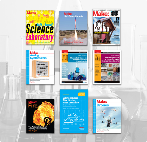 Humble Book Bundle: Mad Scientist by Make: