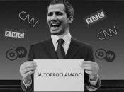 """Los medios internacionales que se acoplaron a la línea de """"presidente encargado"""" o """"interino"""" ahora se refieren a Guaidó como """"opositor""""."""