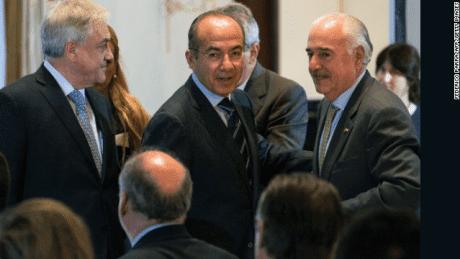 Calderón, Pastrana y Piñera: el colmo del cinismo, pretendiendo dar lecciones de derechos humanos en Venezuela tras sus desastrosas gestiones de gobierno en México, Colombia y Chiles, respectivamente…