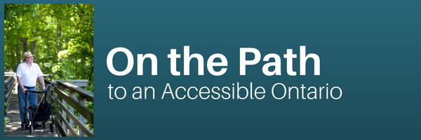 On Path to an Accessible Ontario