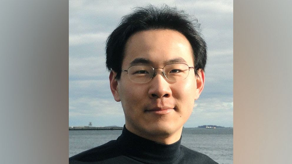 Qinxuan Pan, who is a suspect in the murder of a graduate student at Yale University