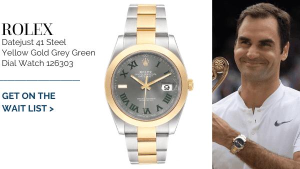 Datejust Green Roman Dial