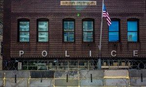 Centro policial en Minnesota