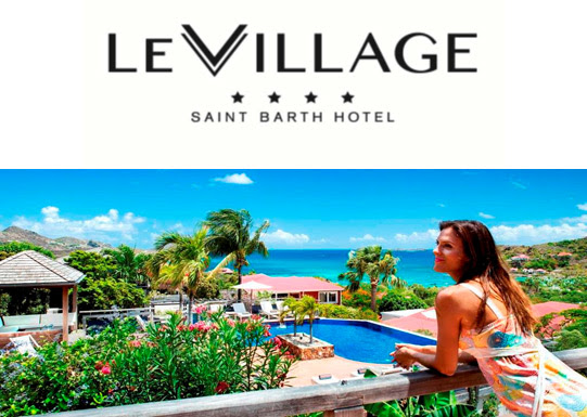 Le Village - Saint Barth Hotel