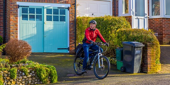 TfL Press Release - TfL joins forces with the cycling industry to get more Londoners on e-bikes