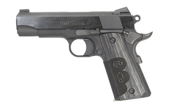 NRA Gun Gear of the Week: Colt Wiley Clapp Lightweight Commander 9 mm Pistol