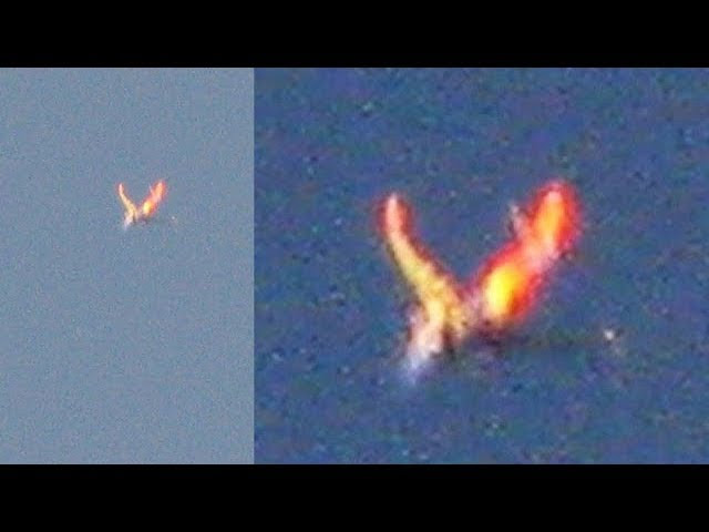 UFO News ~ WHAT Did This Photographer Snap Above Him? plus MORE Sddefault