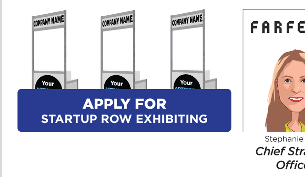 Apply for Startup Row Exhibiting