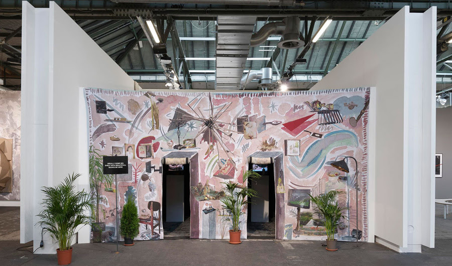 Os 8 melhores estandes Art Berlin Contemporary