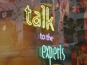 Talk to experts