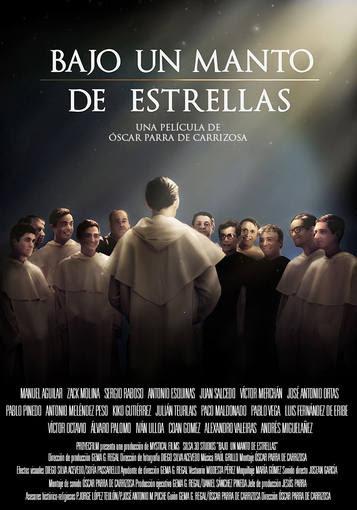 Cartel de la película 'Bajo un manto de estrellas'