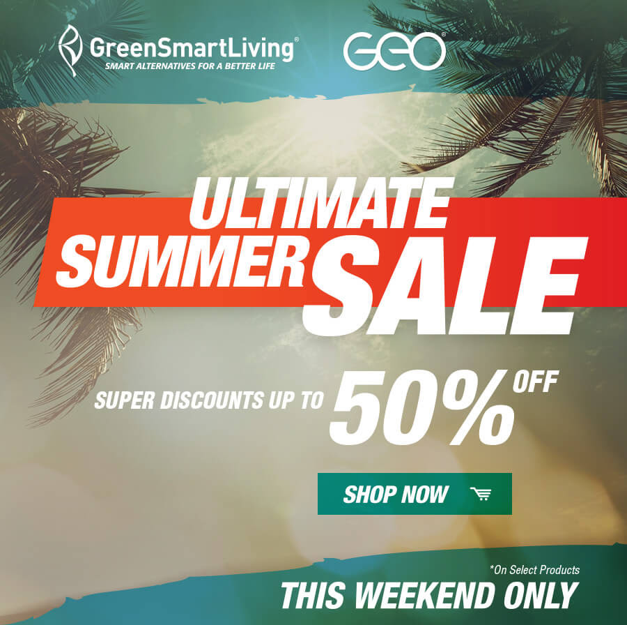 Up to 50% OFF at GreenSmartLiv...