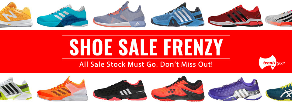 sale and shoe