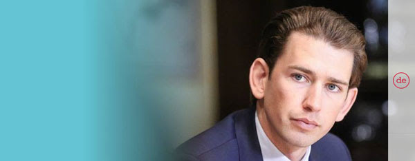 Thumbnail Sebastian Kurz: Austria's next top leader?