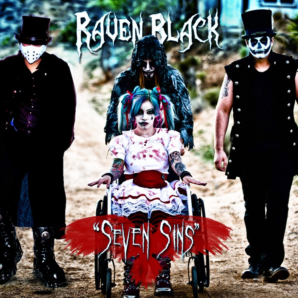 RB SevenSins EP cover
