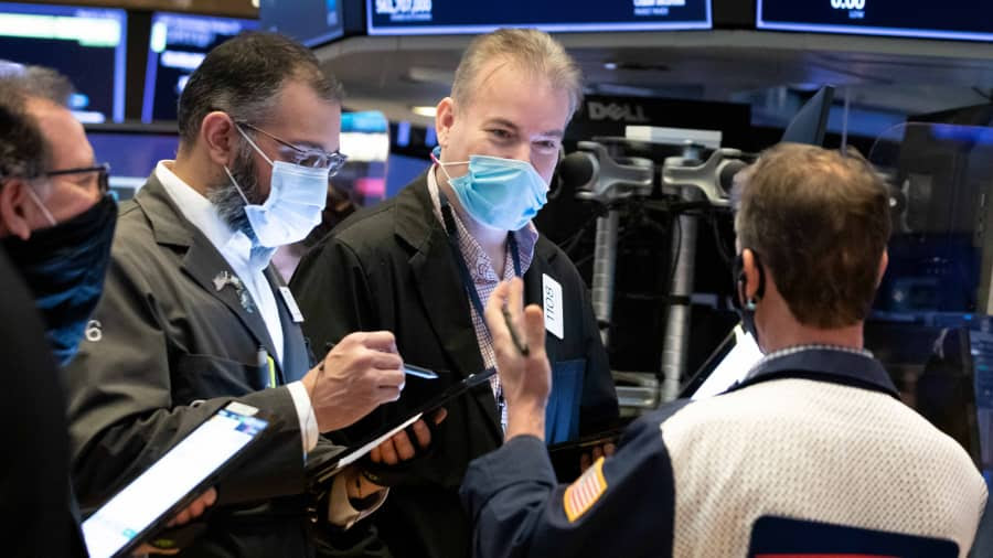 What is to blame for the recent stock weakness?