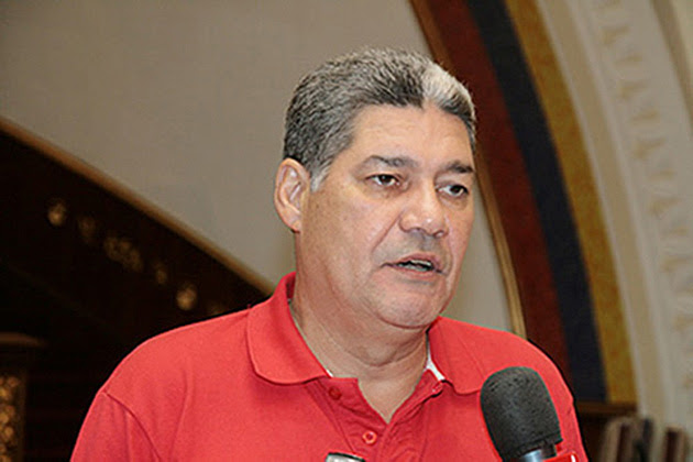 Diputado Eduardo Piñate