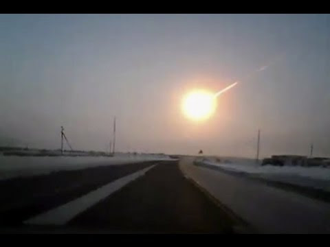 GIANT METEOR falling to Earth & a Large UFO existing the METEOR Sept 14 2016  Hqdefault