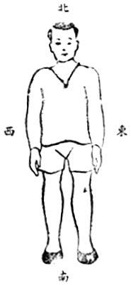 """""""武當 嫡派 太極拳 術"""" 李壽 籛 (1944) - disegno 1"""