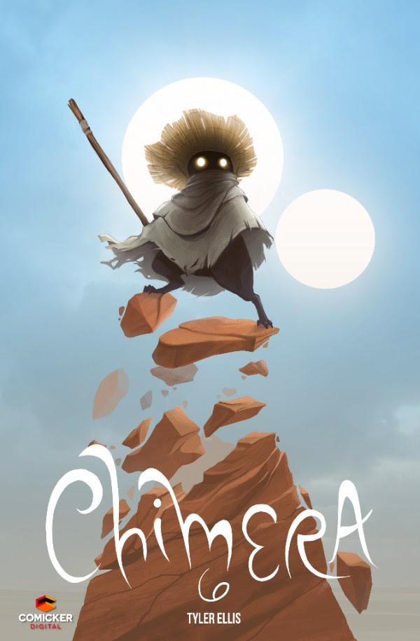 Chimera #6 Cover