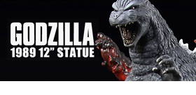 GODZILLA 1989 LIMITED EDITION(500) STATUE